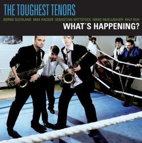 CD The Toughest Tenors
